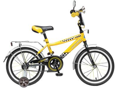 Велосипед Novatrack Taxi 16 (2016)