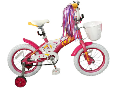 Велосипед Stark Tanuki 14 Girl (2019)