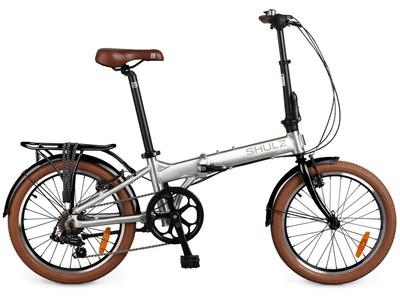 Велосипед Shulz Easy (2018)