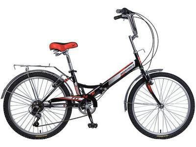 Велосипед Novatrack TG-24 Classic (2018)
