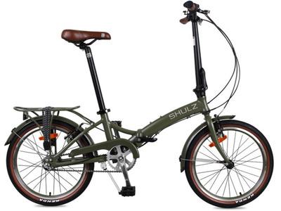 Велосипед Shulz Goa V (2018)