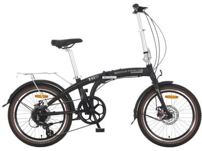 Велосипед Novatrack TG-20 Disc (2018)