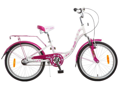 Велосипед Novatrack Butterfly 20 (2015)