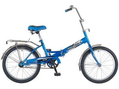Велосипед Novatrack FS-30 (2017)