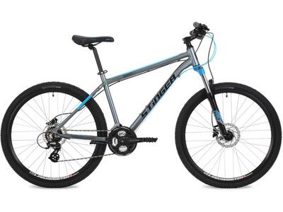 Велосипед Stinger Graphite Pro 27.5 (2019)