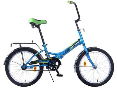 Велосипед Novatrack TG-20 (2017)