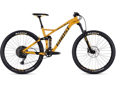 Велосипед Ghost SL AMR 4.7 AL (2019)