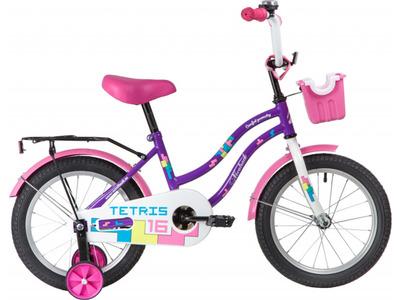 Велосипед Novatrack Tetris 16 (2020)