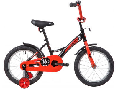 Велосипед Novatrack Strike 16 (2020)