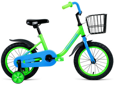 Велосипед Forward Barrio 14 (2020)