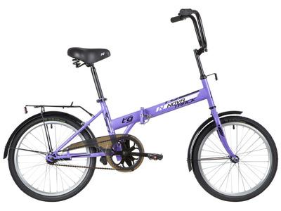 Велосипед Novatrack TG-20 Classic New 1sp. (2020)