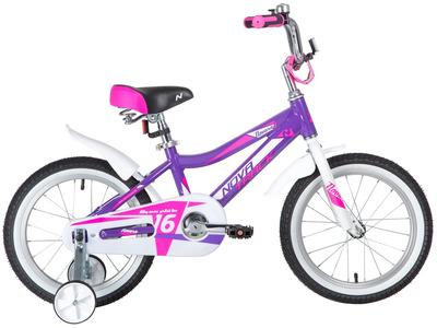 Велосипед Novatrack Novara 16 (2020)