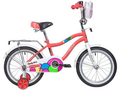 Велосипед Novatrack Candy 16 (2019)
