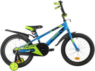 Велосипед Novatrack Extreme 18 (2021)