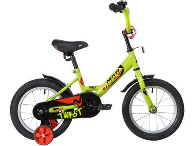 Велосипед Novatrack Twist 14 (2020)