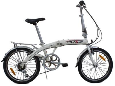Велосипед FoldX Twist (2021)