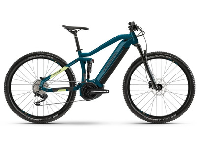 Велосипед Haibike XDURO FullNine 5 (2021)