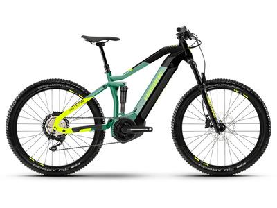 Велосипед Haibike XDURO FullSeven 6 (2021)