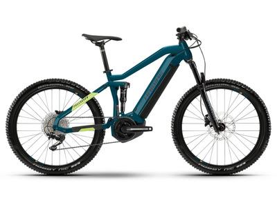 Велосипед Haibike XDURO FullSeven 5 (2021)