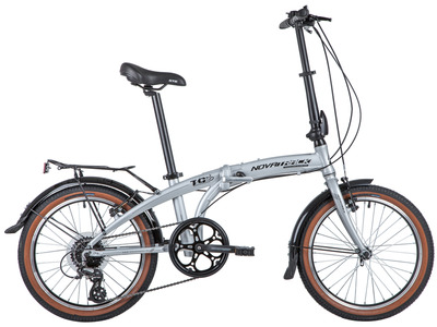 Велосипед Novatrack TG-20 Alloy 3.8 (2020)