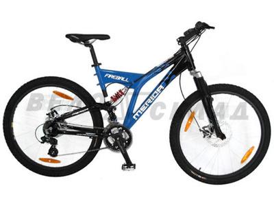 Велосипед Merida Fireball comp DD (2007)