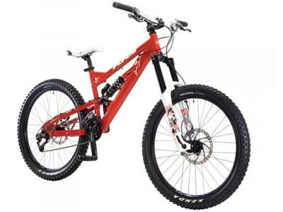 Велосипед KHS Lucky 7 (2008)
