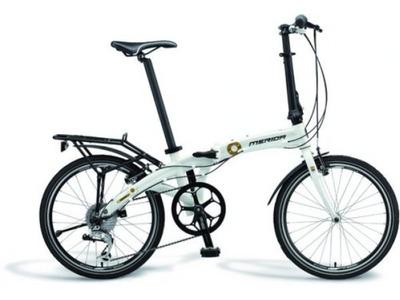 Велосипед Merida MYPOCKET HFS 800 DUAL (2010)