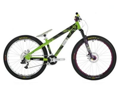 Велосипед Merida Hardy 4X Team (2011)