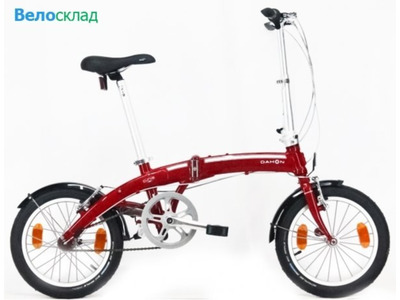 Велосипед Dahon Curve D3 (2011)