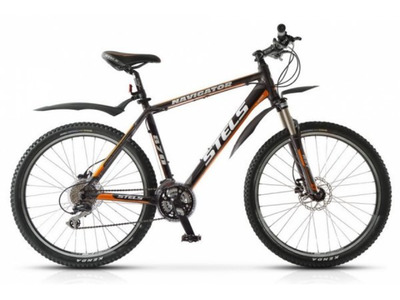 Велосипед Stels Navigator 870 Disk (2012)