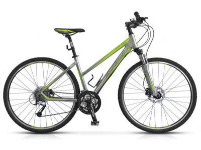 Велосипед Stels 700C Cross 170 Lady (2013)