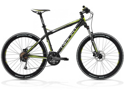 Велосипед Ghost SE 2000 (2013)