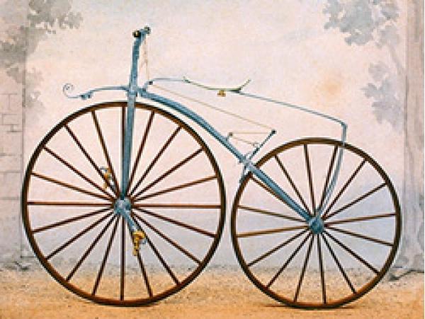 Велосипеду 200 лет, история эволюции железного друга
